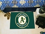 Oakland Athletics MLB Starter Floor Mat
