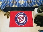 Washington Nationals MLB Starter Floor Mat