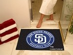 San Diego Padres MLB All-Star Floor Mat