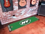 New York Jets NFL Logo Putting Mat