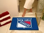 New York Rangers NHL All Star Mat