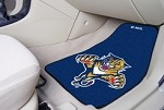 Florida Panthers NHL Two Piece Car Mat