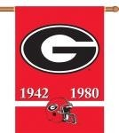 Georgia Bulldogs Champ Years 2-Sided 28