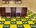 Green Bay Packers NFL Carpet Tiles