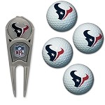 Hoston Texans Divot Tool Gift Set