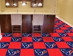 Houston Texans NFL Carpet Tiles