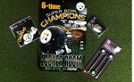 2009 Pittsburgh Steeler Super Bowl Gift Set