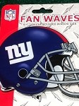 New York Giants Fan Wave
