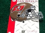 Tampa Bay Buccaneers Fan Wave