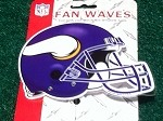 Minnesota Vikings Fan Wave