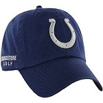 Indianapolis Colts NFL Logo Bridgestone Golf Hat / Cap