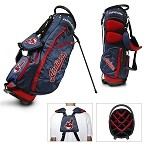 Cleveland Indians Team Golf Fairway Stand Golf Bag