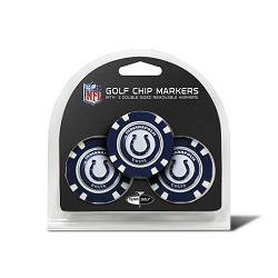 Indianapolis Colts NFL Set of 3 Poker Chips