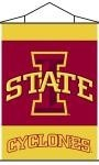 Iowa State Cyclones Indoor Banner Scroll