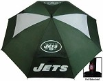 New York Jets WindSheer¨ II Auto-Open NFL Golf Umbrella
