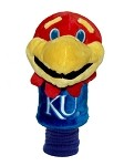 Kansas Jayhawks Mascot Golf Headcover