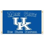 Kentucky Wildcats Man Cave 3 Ft. X 5 Ft. Flag W/ 4 Grommets