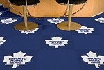 Toronto Maple Leafs NHL Carpet Tiles