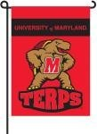 Maryland Terrapins 2-Sided Garden Flag