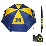 Michigan Wolverines Team Golf Umbrella