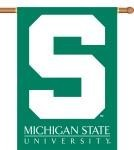 Michigan State Spartans 2-Sided 28
