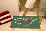 Minnesota Wild NHL All Star Mat