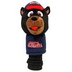 Mississippi Rebels Mascot Golf Headcover