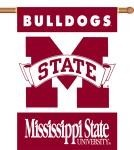 Mississippi State Bulldogs 2-Sided 28