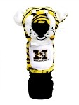 Missouri Tigers Mascot Golf Headcover