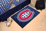 Montreal Canadiens NHL Starter Mat