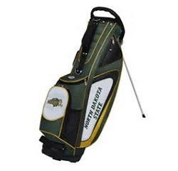 North Dakota State Team Effort Golf Gridiron II Bag