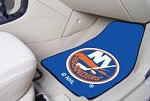 New York Islanders NHL Two Piece Car Mat