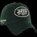 New York Jets NFL Logo Bridgestone Golf Hat / Cap