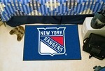 New York Rangers NHL Starter Mat