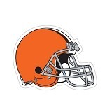 "Cleveland Browns 12"" Window Film Decals"