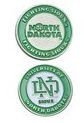 North Dakota Fighting Sioux Golf Ball Marker