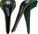Oakland Athletics Magnetic Driver Golf Head Cover