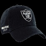 Oakland Raiders NFL Logo Bridgestone Golf Hat / Cap