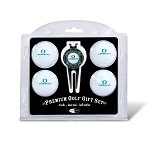 Oregon Ducks 4 Ball Divot Tool Golf Gift Set