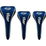 San Diego Padres Magnetic Set of 3 Golf Club Head Covers