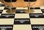 Pittsburgh Penguins NHL Carpet Tiles