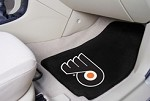 Philadelphia Flyers NHL Two Piece Car Mat