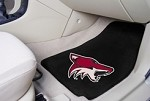 Phoenix Coyotes NHL Two Piece Car Mat