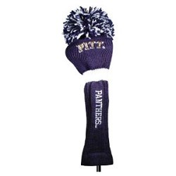 Pittsburgh Panthers Pom Pom Golf Head Cover