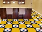 Pittsburgh Steelers NFL Carpet Tiles