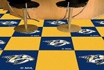 Nashville Predators NHL Carpet Tiles