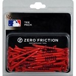 Boston Red Sox 50 Zero Friction Golf Tee Pack
