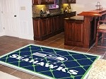 Seattle Seahawks 4' x 6' NFL Rug