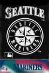 Seattle Mariners Jacquard Golf Towel