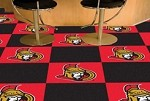 Ottawa Senators NHL Carpet Tiles